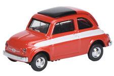Schuco 26272 - 1/87 Fiat 500 - Rot - Neu