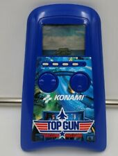 MEGA RARE 1991 Konami Top Gun: The Second Mission Handheld Game
