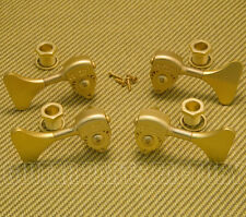 007-2769-000 Hipshot Satin Gold Victor Bailey Acoustic/Electric Bass Tuners 2+2
