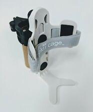 New Bottle Holder for Brompton Folding Bikes by Monkii Bottle Cage S White