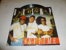 "BVSMP - Anytime - 1988 UK 2-track 12"" Vinyl Single"
