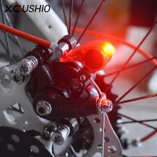 Bicycle Brake Light Bike Warning Light Folding MTB Cycling Suitable for V Brakes