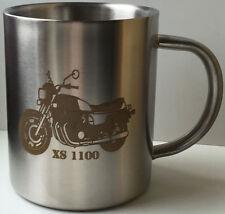 XS 1100 Edelstahl Becher Kaffeebecher Edelstahlbecher XS1100