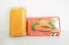 4pcs ASANTEE Papaya Plus Honey Herbal Soap Q10 Lightening Collagen Vitamin C