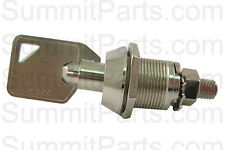LOCK & KEY CODE 6324 FOR DEXTER WASHERS & DRYERS - 8650-012-003 *FREE SHIPPING*
