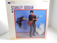 Stanley Jordan – Magic Touch LP 1985 Jazz Blue Note