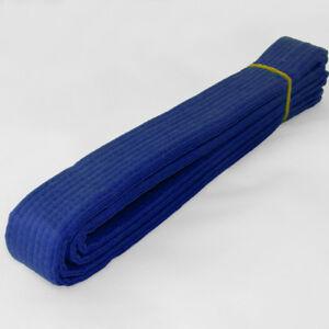 New Taekwondo Belt Karate Belts Martial Arts MMA Hapkido Double Wrap Color Belts