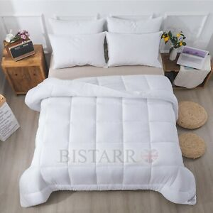 HOTEL COLLECTION - MICROFIBER DUVET QUILT - SINGLE DOUBLE KING SUPER KING SIZE