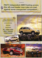 roller coaster 2page Classic Vintage Advertisement Ad H71 2005 Porsche Cayenne