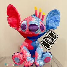 Disney Store 2021 Stitch Crashes Plush Sleeping Beauty July 7/12 In Hand