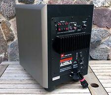 JBL SUB140/230 aktiver Downfire Subwoofer * Endstufe 100W RMS ab 35Hz * DEFEKT