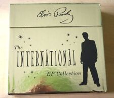 Mint / Unplayed! Elvis Presley - The International EP Collection (11 EP Box Set)