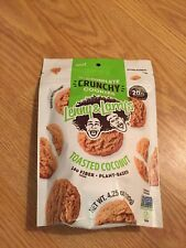 Lenny & Larry's Complete Crunchy Bite Size Cookies 4.25 oz  TOASTED COCONUT