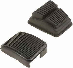 Dorman Pedal Pad Covers- Set of Two - Fits 92-97 Ford Ranger /F-Series /Explorer