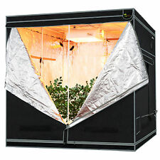 "Earth Worth 76""X76""X76"" Mylar Hydro Shanty Hydroponics Indoor Grow Tent"