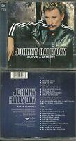 CD - JOHNNY HALLYDAY : A LA VIE, A LA MORT ( 2 CD )