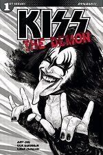 Kiss the Demon #1 1:10 Kyle Strahm Cover E Variant Comic Book Dynamite NM
