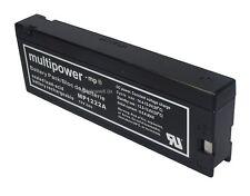 Pb 12V Akku bgl. LC-SA122R3AU LCS2312AVBNC SBC-5215 PV-BP88A Accu Batterie