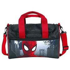 Sporttasche Spiderman Reisetasche Kindertasche Umhängetasche Training jungen