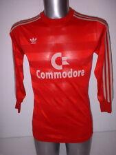 Bayern Munich Munchen Small Adidas Shirt Jersey Trikot Football Soccer Commodore