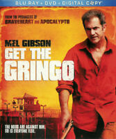 Get the Gringo (Blu-ray Disc, 2012) Mel Gibson