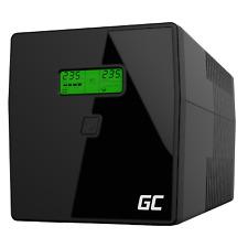 GC USV-Anlage Unterbrechungsfreie Stromversorgung Notstromversorgung 1000VA 600W