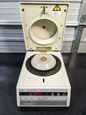 Iec Micromax Centrifuge With Iec 851 Rotor 24 Place Fixed Angle 132k Rpm Tested