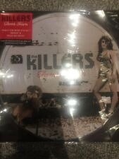THE KILLERS - SAMS TOWN - PICTURE DISC VINYL LP - BRAND NEW