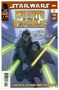 Star Wars Knights Of The Old Republic #1, VF 2006 1st App Zayne Dark 1st Print