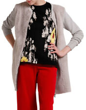 Sachin & Babi Women's Gray Durja Faux Fur-paneled Coat sz 4 new $595