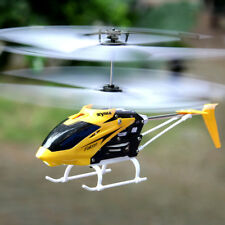 RC Helicopter Syma W25 2Channel With Gyro Remote Control LED Light Kid Fun Gift