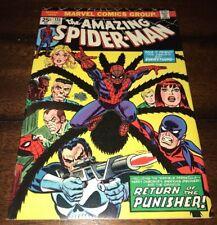 Amazing Spider-man #135 2nd Punisher App Netflix TV Show Marvel Bronze Age KEY