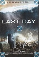DVD THE LAST DAY jk youn