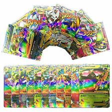 20 Pcs/Lot Pokemon EX Card All MEGA Holo Flash Trading Cards Charizard Venusaur!