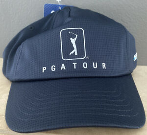 PGA Tour Course Essentials Airflux Vent Golf Hat New Official Licensed