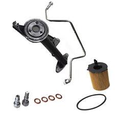KIT pour Turbo 1.6 HDI TDCI crépine + tuyau + filtre à huile Peugeot & Citroen
