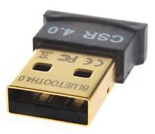 Bluetooth Dongle V4.0 Adapter Mini Nano Stick EDR USB 2.0 Dual-Mode HighSpeed PC