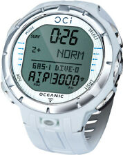 """New listing OCEANIC OCI DIVE COMPUTER WHITE W/USB NO TRANS. """" STORE CLOSING SALE"""""""