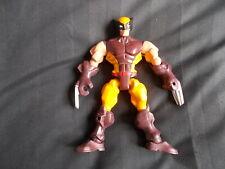 Marvel Action Figure Wolverine Super Hero Mashers 2013 6 inch