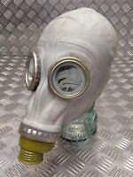 Genuine Russian / CCCP Red Star Every Day Soldier Rubber Gas Mask No Filter