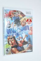 NINTENDO WII ** Wipeout The Game ** BRAND NEW FACTORY SEALED SHIPS SAME DAY