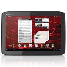 Motorola Droid Xyboard 10.1 MZ617-32 32GB, Wi-Fi + 4G (Verizon), 10.1in - Black