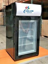 NEW Glass Door Freezer Merchandiser Display Ice Cream Frozen Snack SD50B NSF