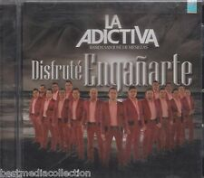 SEALED - La Adictiva Banda San Jose De Mesillas CD Disfrute Engaarte BRAND NEW