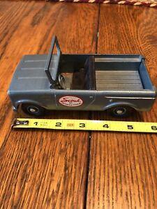 """Vintage Tru-Scale IH International Scout 6"""" AWD Truck Die Cast MADE IN U.S.A."""