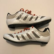 Men's Giro Prolight Techlace Lace-Up Carbon Road Cycling Shoes, White, 9.5/43