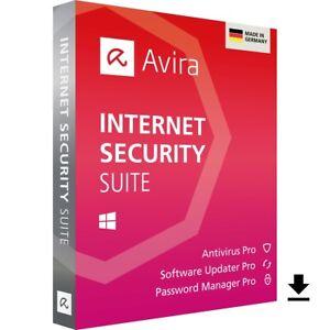 Avira Internet Security Suite|1 Gerät|immer aktuell für 1 Jahr|Sonderangebot|ESD