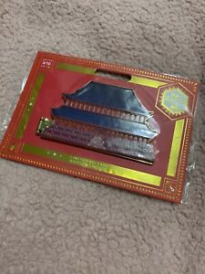 Disney Store Castle Collection Mulan Pin