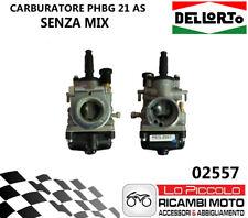 02557 Carburador Dell'Orto Phbg 21 As MBK X-limit 50 2T LC (Minarelli Am 6)