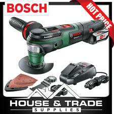 Bosch Oscillating Multi Tool 18v Advancedmulti Sawing Cutting Sanding 0603104041